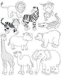Animales Herbivoros Carnivoros Y Omnivoros Para Colorear Busqueda De G Animales Salvajes Para Colorear Animales Salvajes Dibujos Animales Salvajes Para Ninos