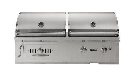 Coyote Ch50ng Hybrid Grill 50inch Click On The Image For Additional Details This Is An Affiliate Link Grillsoutdo Outdoor Grill Outdoor Cooking Grilling