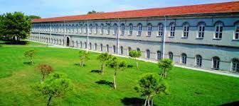 Ein Blick Vom Yildiz Technical University Davutpasa Campus Du Auch Yildiz Teknik Universitesi Auch Blick Campus Davutpasa Ein Technical Teknik