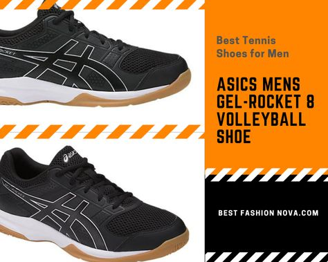 Top 10 Best Tennis Shoes For Men In 2020 Volleyball Shoes Asics Tennis Shoes Tennis Shoes