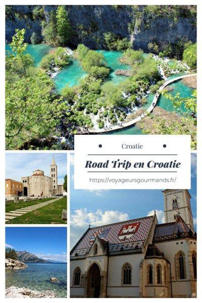 Road Trip En Croatie Itineraire Conseils Et Budget Croatie Road Trip Croatie Croatie Voyage