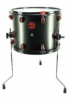 Ddrum Hybrid Acoustic Electric 16 X 12 Floor Tom Drum Issue In 2020 Tom Drum Drums Acoustic Electric