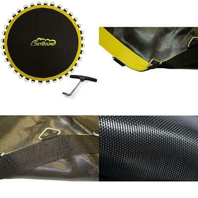 SkyBound Premium Trampoline Replacement Mats with Sunguard and Free Spring Tool