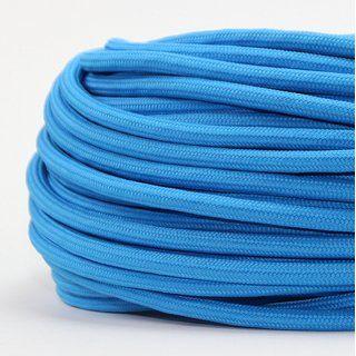 Textilkabel Stoffkabel Blau 3 Adrig 3x0 75 Zug Pendelleitung S03rt F 3g0 75 Textilkabel Textil Kabel