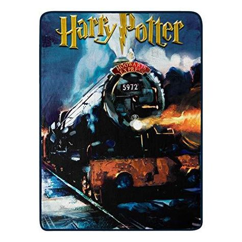 Harry Potter Micro Raschel - To Hogwarts