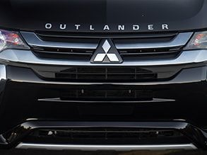 Mitsubishi Outlander Phev Hood Emblem Mz553141ex Outlander Phev Mitsubishi Outlander Outlander