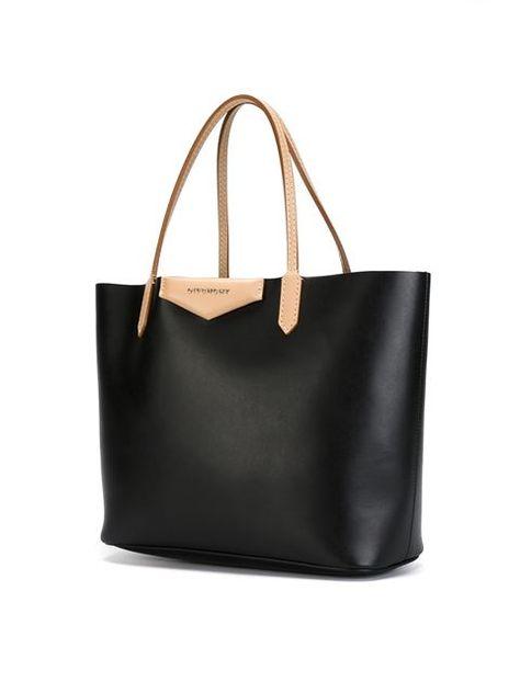 29761f909650 Givenchy средняя сумка-тоут 'Antigona' | сумки | Кожа, Сумки и ...