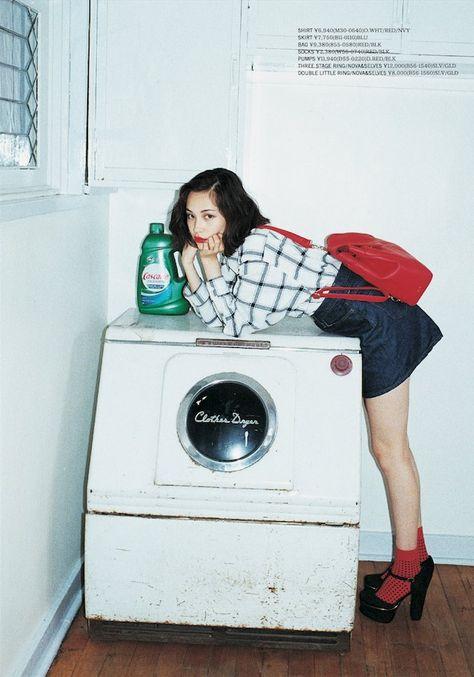 Kiko Mizuhara # asian style