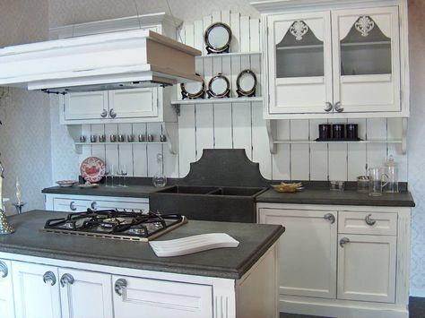 Beautiful Piastrelle Rivestimento Cucina Rustica Images - Home ...