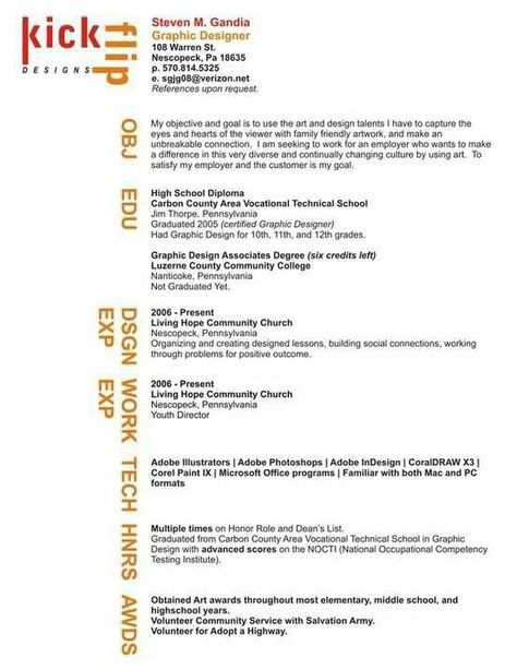 Loft Resumes will redesign your resume for you DIY ideas Pinterest - resumes for high schoolers