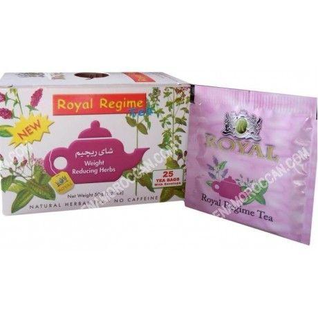 شاي ريجيم رويال In 2021 Tea Herbs Regime