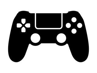 Video Game Controller Gamepad Flat Icon For Apps And Websites Video Game Controller Game Controller Game Controller Art
