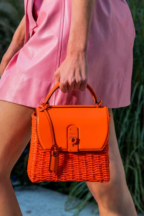 Salvatore Ferragamo at Milan Fashion Week Spring 2020 - Details Runway Photos