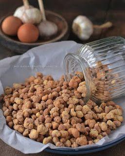 Resep Kacang Telur Ala Rumahan By Meibasuki Makanan Anjing Kacang Masakan Simpel