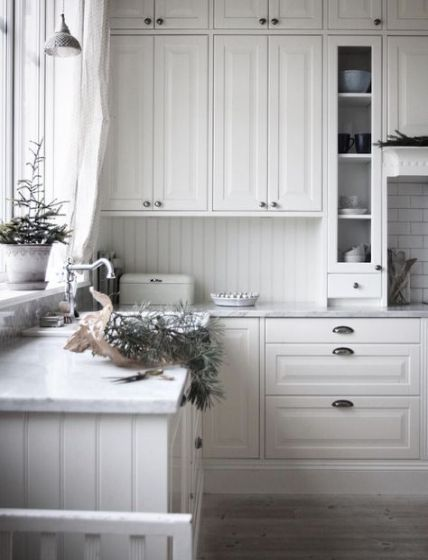 57 Best Ideas For Kitchen Scandinavian Country Swedish Style Swedish Style Kitchen Christmas Kitchen Decor Kitchen Scandinavian Style