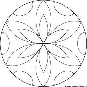Kostenlose Mandala Vorlage Fur Alte Menschen Mandala Vorlagen Mandala Kunstunterricht Geometrische Zeichnung