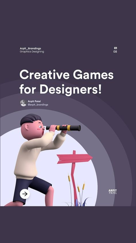 Creative Games For Designers!