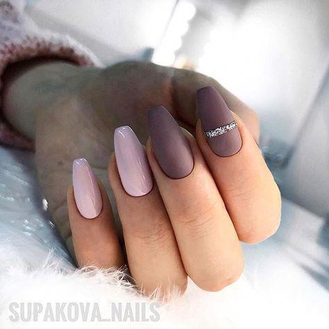 nail tips acrylic Curved #howtoputonnailtips
