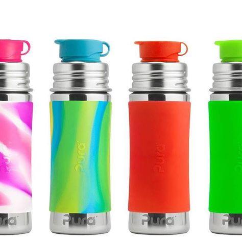 Plastikfreie trinkflasche