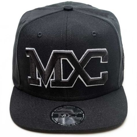 fbff81f544 Boné Snapback MXC. ref: MXC - 005. Compre em nossa loja virtual | BALL CAPS  & HATS | Snapback, Baseball hats e Hats