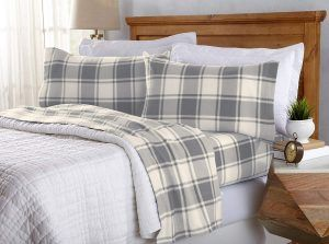 Top 10 Best Flannel Sheets In 2020 Reviews Buyer S Guide Plaid