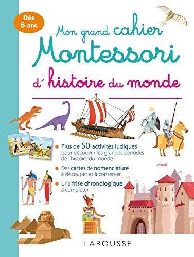 Mon Grand Cahier Montessori D Histoire Du Monde Beaucoup De Gens Essaient De Rechercher Histoire Du Monde Frise Chronologique A Completer Chronologie Histoire