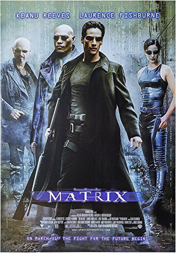 Details About The Matrix Classic Movie Poster 24x36 160732