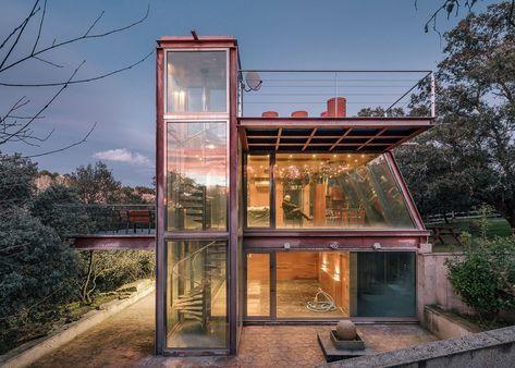 Dezeen's top 10 houses of 2017
