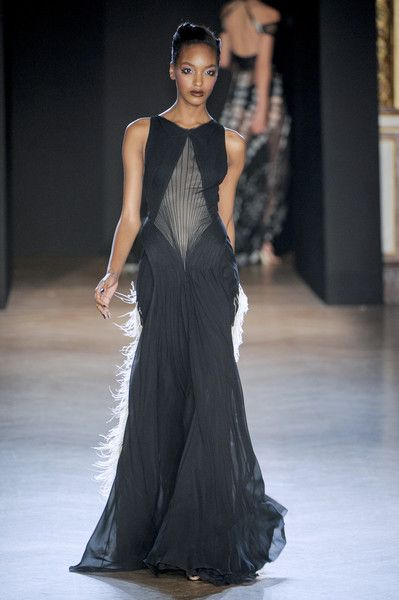 Zac Posen Spring 2011 - Zac Posen's Most Incredible Runway Gowns - Photos