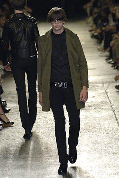 Dior Homme Spring 2007 Menswear Collection - Vogue