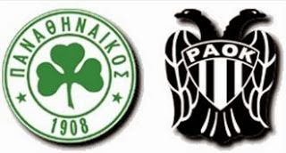 Pana8hnaikos Paok Panathinaikos Paok Live Streaming Enamel Pins Accessories Enamel