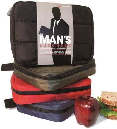 68f18d4f3f96 man's lunchbox | bento design | Reusable lunch bags, Mens lunch bag ...