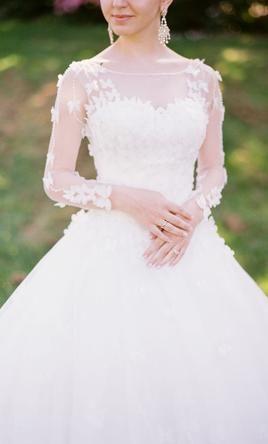 Pin On Berta Bridal Real Weddings