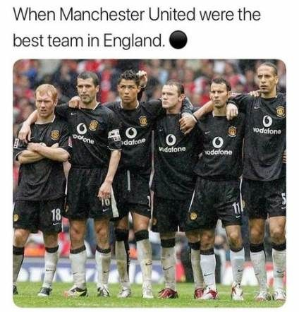 15 Ideas Memes About Men Being Players Football Memes David Beckham Manchester United Manchester United Soccer