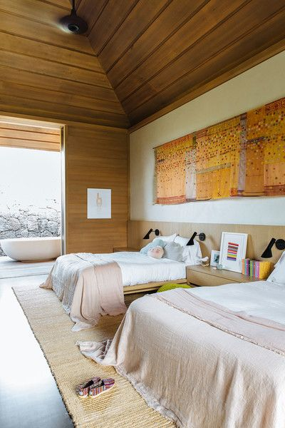 Taste In Tandem - The Most Beautiful Guest Rooms in Lonny - Photos