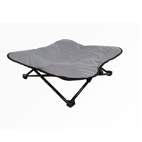 Cool Runners Dog Cot Bed Grey S In 2020 Dog Cots Cot Bedding