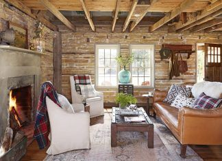 Fine 14 Country Rustic Living Rooms Several Ideas That Will Inspire Modern Rustic Living Room Contemporary Rustic Living Room Modern Rustic Decor Living Room