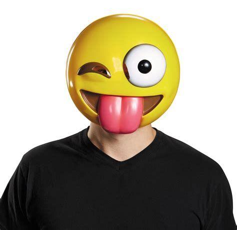 Emoji Costume Adulte Drôle EMOTICON Smiley Halloween Déguisements