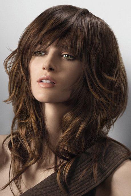 Frisuren Feines Haar Lang 2021 Frisur Durchgestuft Frisuren Mittellange Haare Frauen Frisuren Lange Haare Braun