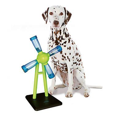 Trixie Windmill Treat Dispenser Dog Toy Interactive Dog Toys