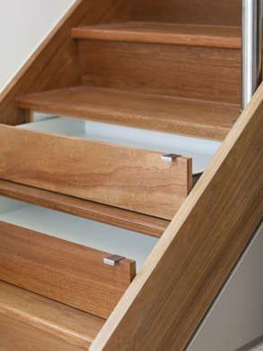 8 Foolproof Places To Find Extra Storage Space At Home Stair