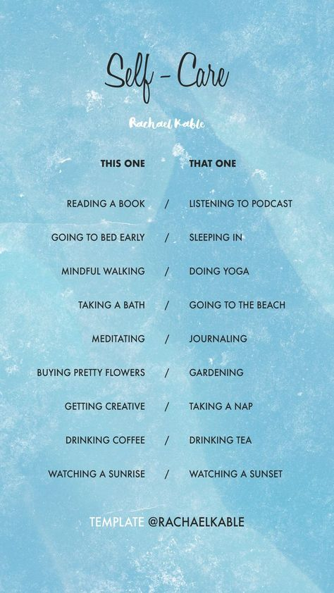 Use this template to choose your favourite self-care practices! Click to listen to The Mindful Kind podcast to discover even more self-care tips and inspiration. #selfcare #journaling #selfcaretips #wellbeing #relaxation #selflove
