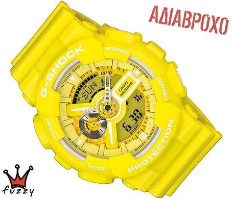Ρολόι ανδρικό Casio G-SHOCK (GA-110BC-9AER  5bb9a7072e5