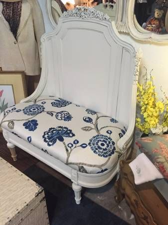 Flea Chic Chaise Lounge Couch Furniture