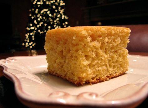 pan de maíz, delicioso