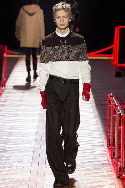 Dior Homme Fall 2016 Menswear Collection Photos - Vogue