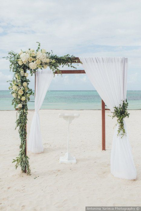 Christopher And Kaitlyn S Wedding In Punta Cana Dominican