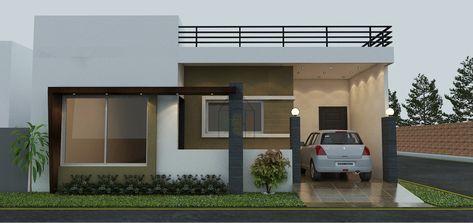 Single Storey House Design Single Floor House Design Single Storey House Plans House Front Design