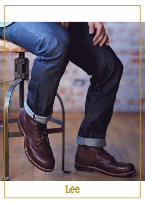 Western Style Jeans & Shirts for Men Lee Jeans is part of Denim jeans men - Find rugged cowboy shirts and men's cowboy jeans with a modern twist at Lee Shop our collection of western shirts and relaxed fit jeans for men online now