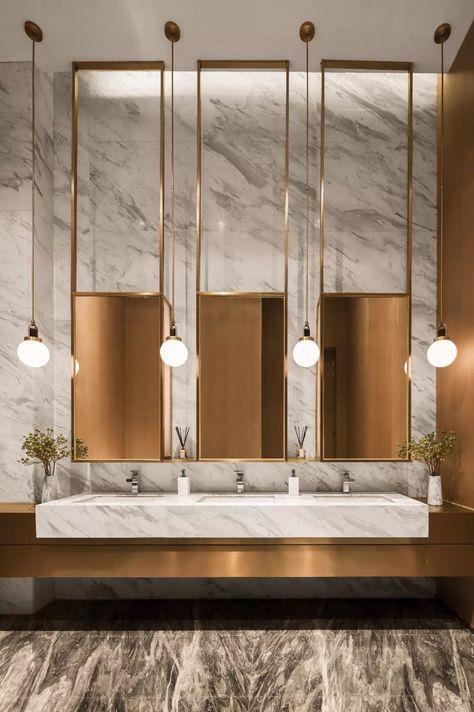 于强设计新作—引入城市广场咖啡厅理念的售楼处设计